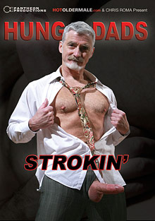Hung Dads Strokin' cover