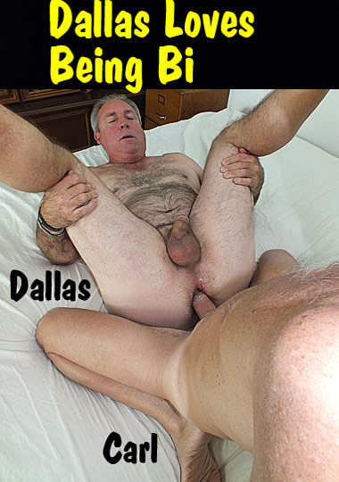 Dallas Loves Being Bi cover