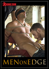 Men On Edge: World Premier Of The Visconti Triplets In Bondage Xvideo gay