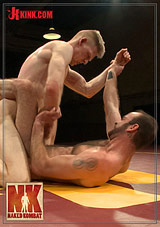 Naked Kombat: Clayton Pile Driver Kent VS Rob The Blitz Yaeger