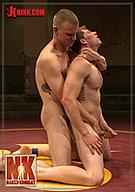 Naked Kombat: Will The Punisher Parks VS Blake The Behemoth Daniels