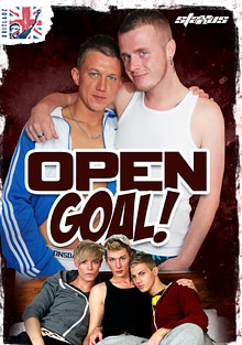 Brit Ladz: Open Goal cover