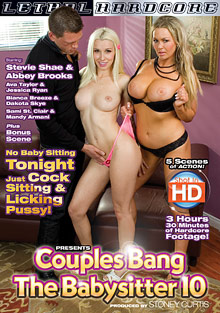 Couples Bang The Babysitter 10 cover