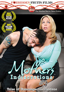 Mother's Indiscretions 3 cover