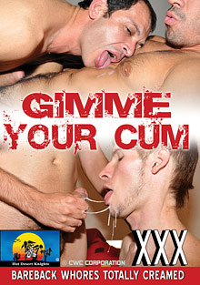 Gimme Your Cum cover