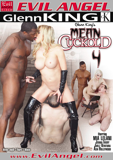 Mean Cuckold 4 cover