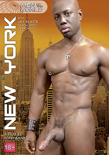 Men Of The World: New York cover