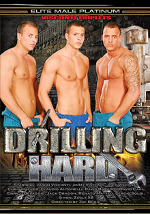 Drilling Hard cover