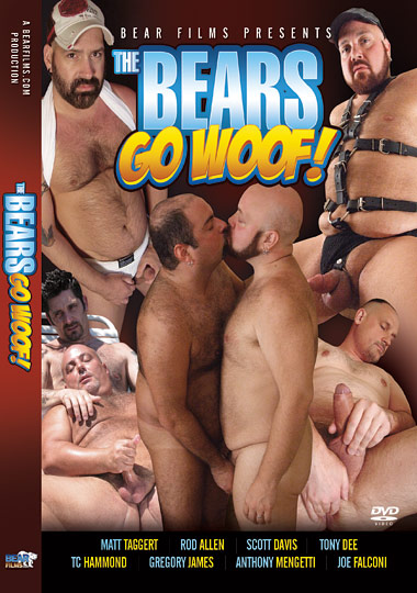 The Bears Go Woof cover
