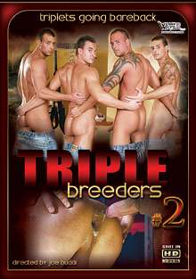 Triple Breeders 2 cover