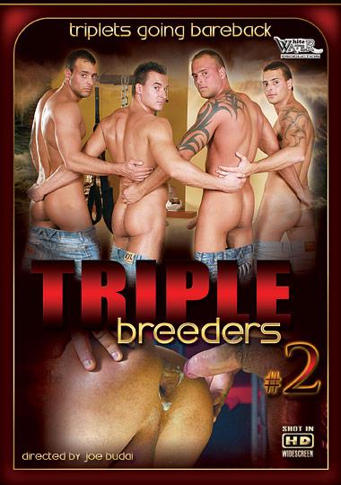 Triple Breeders 2 cover