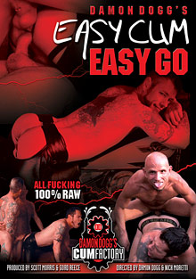 Easy Cum, Easy Go cover
