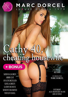 Cathy 40, Cheating Housewife - French cover