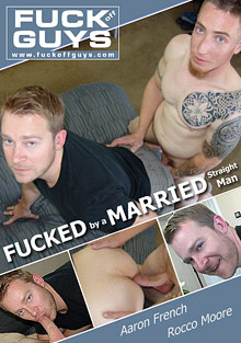 Fucked By A Married Straight Man cover
