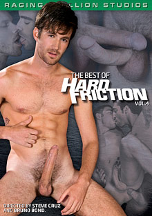 The Best Of Hard Friction 4 cover