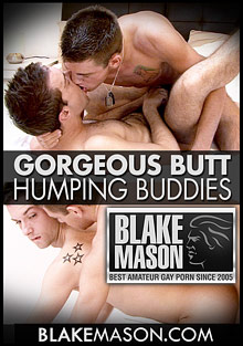 Gorgeous Butt Humping Buddies cover