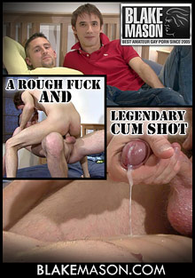 A Rough Fuck And Legendary Cum Shot cover