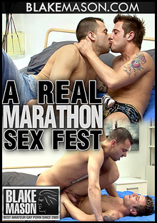 A Real Marathon Sex Fest cover