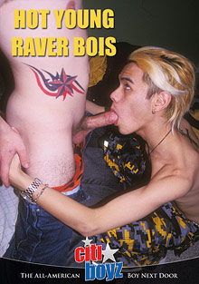 Hot Young Raver Bois cover