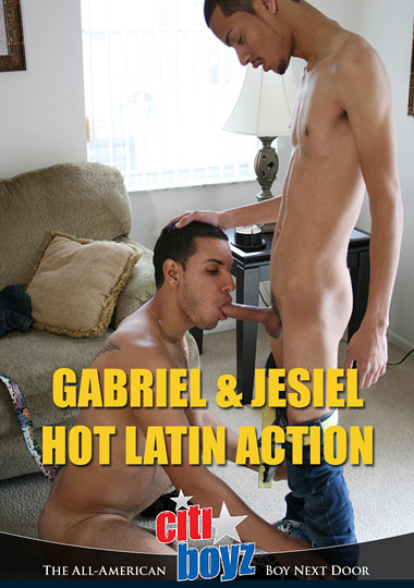 Gabriel And Jesiel: Hot Latin Action cover