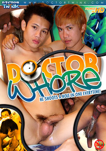 Doctor Whore cover