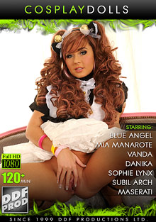 Cosplay Dolls cover