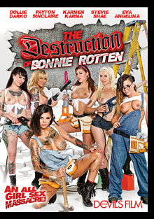 The Destruction Of Bonnie Rotten cover