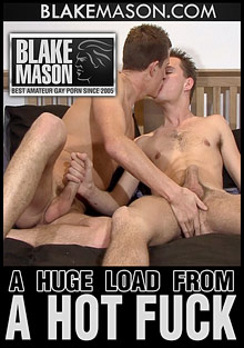 A Huge Load From A Hot Fuck cover