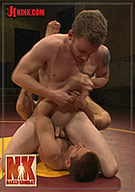 Naked Kombat: Jacques Le Cock LaVere Vs Sebastian The Tiger Keys - Oil Match