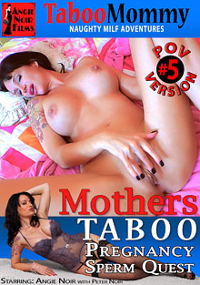 Mothers Taboo Pregnancy 5 cover