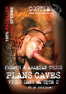 French And Arabian Thugs: Viols Dans Ma Cite 2 cover