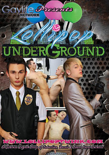 Lollipop Underground cover