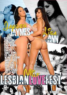 Lesbian MILF Love Fest cover