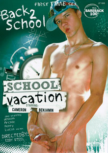 Back 2 School: School Vacation cover