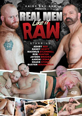 Real Men Like It Raw