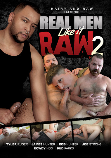 Real Men Like It Raw 2 cover