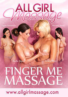 Finger Me Massage cover