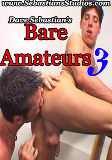 Bare Amateurs 3 cover