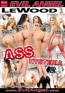 Ass Hysteria 2 cover