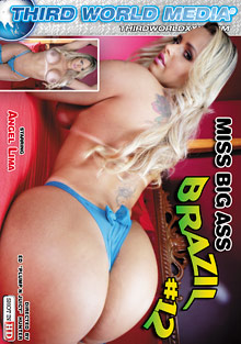 Miss Big Ass Brazil 12 cover
