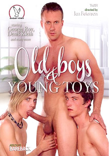 Old Boys And Young Toys cover