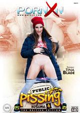Public Pissing 4