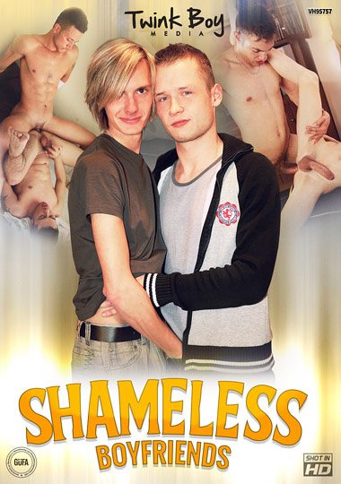 Shameless Boyfriends cover