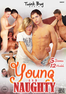 Young And Naughty cover