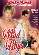 Mad About Boys
