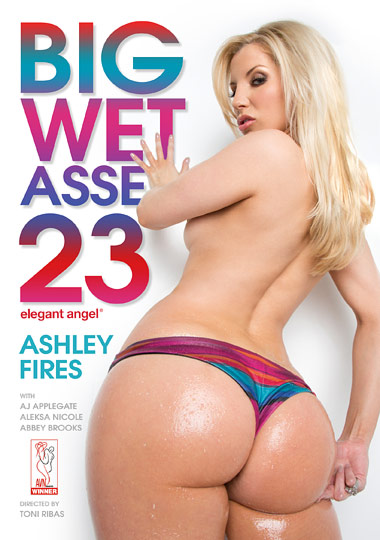 Big Wet Asses 23 cover