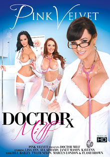 Doctor MILF cover