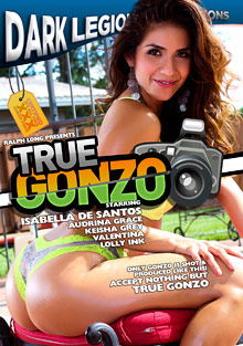 True Gonzo cover