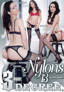Nylons 13 cover