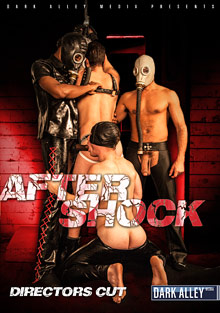 After Shock: Director's Cut cover